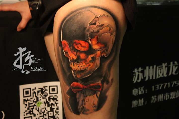泉州纹身┃泉州纹身店(哲刺青)咨询热线:15998809907,为您设计独一无
