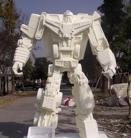 13:05 信息描述:  福州雕塑#福州不锈钢雕塑#福州玻璃钢雕塑#福州景观