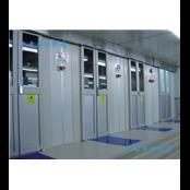 广州货淋室厂家/广州净化设备厂家/大型双吹货淋室