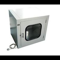 洁净室专用全304不锈钢传递窗