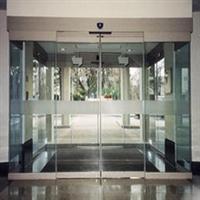 泰州感应玻璃门