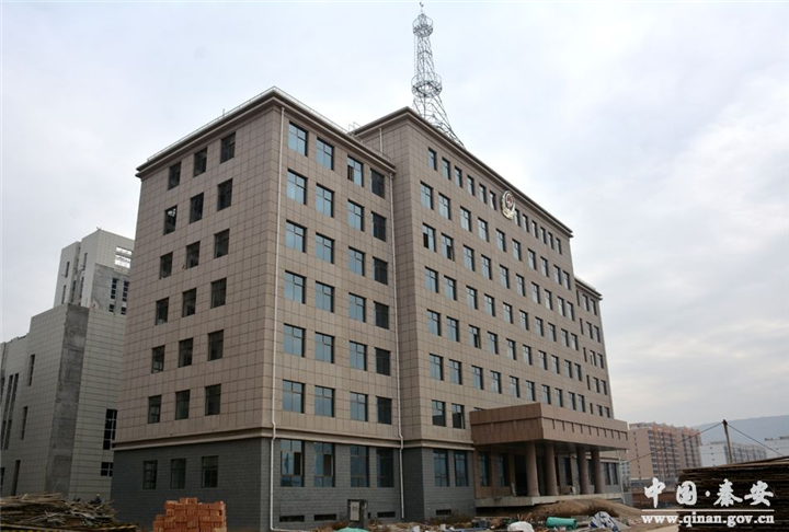 河北邯郸公安技术用房
