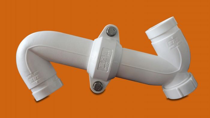 沟槽式S型存水弯(组合)