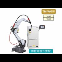 唐山松下单体机器人焊接系统TM2000