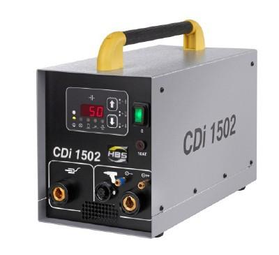 德国HBS储能式螺柱焊机CDi1502